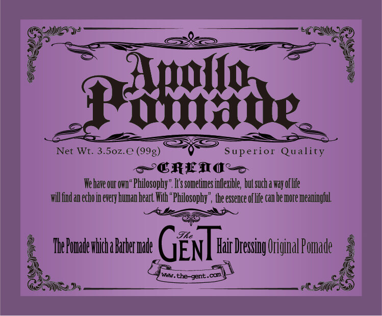 apollo pomade