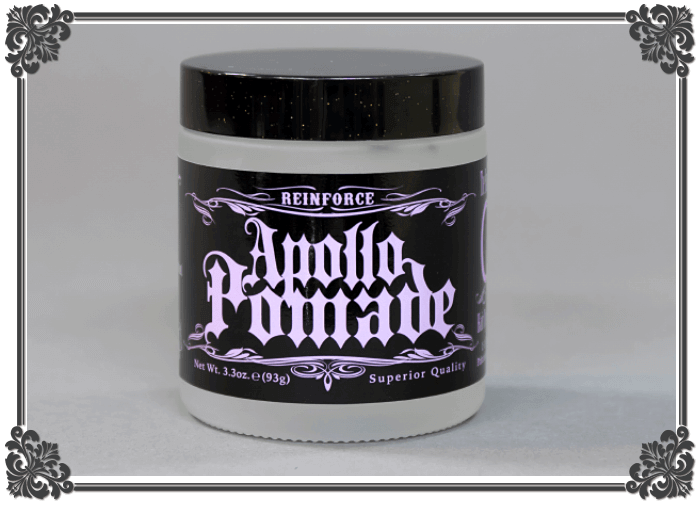 barber The GENT apollo pomade reinforce