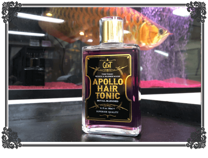 barber The GENT apollo Tonic