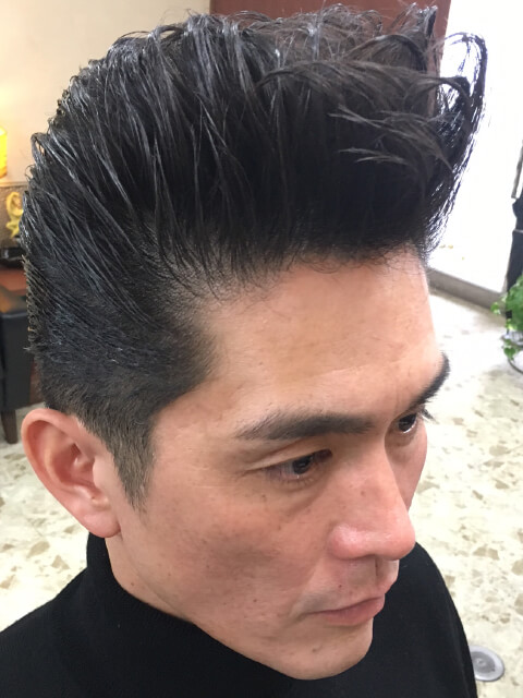 barber The GENT kuma-p